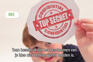 Video'Bescherm je innovatie'